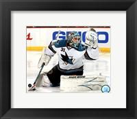 Antti Niemi 2010-11 hockey Fine-Art Print