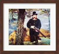Pertuiset, Lion Hunter, 1881 Fine-Art Print