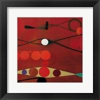 Red Seed #34 Fine-Art Print