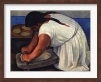 The Grinder (la molendera), 1926 Fine-Art Print