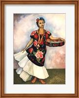 Portrait of Dolores Olmedo Fine-Art Print