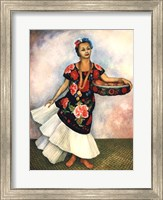 Portrait of Dolores Olmedo Fine-Art Print