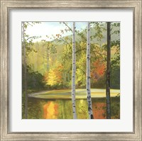 Cooper Lake, Autumn Fine-Art Print