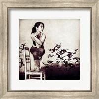 Garudasana Fine-Art Print