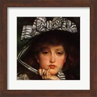 Lady in a Boat (detail) Fine-Art Print