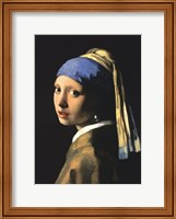 Girl with a Pearl Earring Fine-Art Print