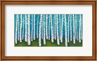 Springtime Birches Fine-Art Print