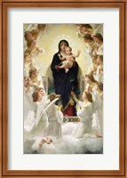 The Virgin with Angels, 1900 Fine-Art Print