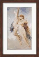 Cupid and Psyche, 1889 Fine-Art Print