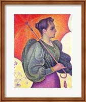Woman with a Parasol, 1893 Fine-Art Print