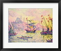 View of Constantinople, 1907 Fine-Art Print