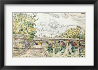 The Pont Neuf, Paris, 1927 Fine-Art Print