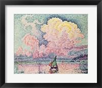 Antibes, the Pink Cloud, 1916 Fine-Art Print