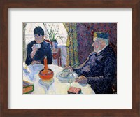 Study for The Dining Room, c.1886 Fine-Art Print