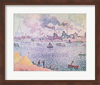 The Seine, Grenelle, 1899 Fine-Art Print