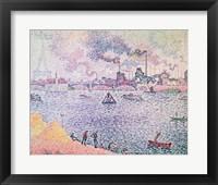 The Seine, Grenelle, 1899 Fine-Art Print