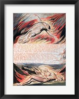 Jerusalem The Emanation of The Giant Albion; Then the Divine Hand Fine-Art Print