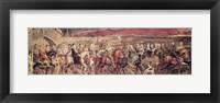 Chaucer's Canterbury Pilgrims ,1810 Fine-Art Print