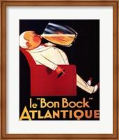Le Bon Bock Fine-Art Print