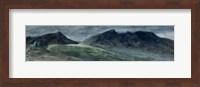 Saddleback and Part of Skiddaw Fine-Art Print