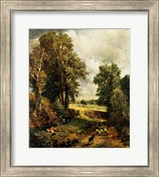 The Cornfield, 1826 Fine-Art Print
