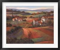 Tuscan Sunset Fine-Art Print