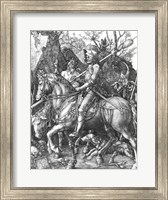 The Knight, Death and the Devil, 1513 Fine-Art Print