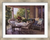 Summer Porch Fine-Art Print