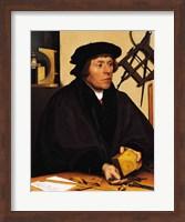 Portrait of Nicholas Kratzer Fine-Art Print