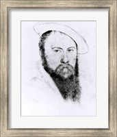 Portrait of Sir Thomas Wyatt the Younger Fine-Art Print