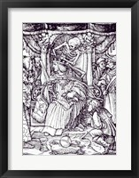 Death and the Emperor Fine-Art Print