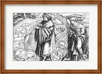 The Natural Sciences in the Presence of Philosophy Fine-Art Print