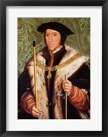 Portrait of Thomas Howard, 1539 Fine-Art Print