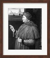 Cardinal Thomas Wolsey Fine-Art Print