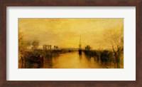 Chichester Canal, c.1829 Fine-Art Print