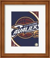 Cleveland Cavaliers Team Logo Fine-Art Print