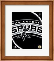 San Antonio Spurs Team Logo Fine-Art Print