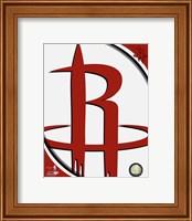Houston Rockets Team Logo Fine-Art Print