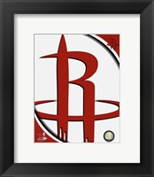 Houston Rockets Team Logo Fine-Art Print