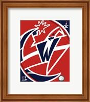 Washington Wizards Team Logo Fine-Art Print