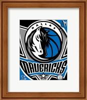 Dallas Mavericks Team Logo Fine-Art Print
