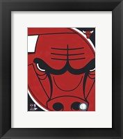 Chicago Bulls Team Logo Fine-Art Print