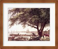 The City and Port of Philadelphia Fine-Art Print