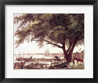 The City and Port of Philadelphia Fine-Art Print