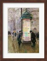 The Colonne Morris Fine-Art Print