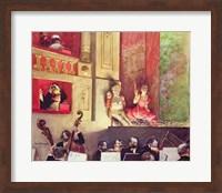 Cafe Concert Fine-Art Print