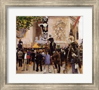 The Funeral of Victor Hugo Fine-Art Print
