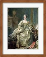 Madame de Pompadour Fine-Art Print