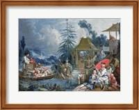 The Chinese Fishermen Fine-Art Print