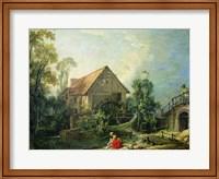 The Mill, 1751 Fine-Art Print